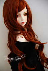 Rowan - DOT Shall (-Poison Girl-) Tags: black dress dot redhead sd bjd dollfie superdollfie dod rowan mayfair poisongirl shall dreamofdoll balljointeddoll dotshall dodshall rowanmayfair