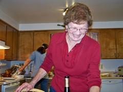 My aunt marie