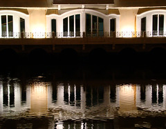 Reflections in Aveiro........... (ubichan - Away A LOT :o() Tags: building portugal water reflections geotagged canal nightlights nighttime aveiro centralcanal ip9 ip3 pi5 postaisilustradosdeportugal pi3 ilustrarportugal ilustrarportugalsrieouro srieouro reflectionsgroup ip6 ubichan postaisilustradosthebest canalcentral pib3 portugalmgico mirrorimagesechoes geo:lat=40641353 geo:lon=8653504 capitaniadoportodeaveiro portauthorityofaveiro