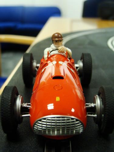 Nino Farina's Ferrari