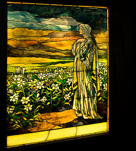 Louis Tiffany (Stained glass window)