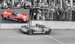 Dan Gurney at Daytona 1962 (Nigel Smuckatelli) Tags: classic vintage automobile lotus racing prototype legends daytona endurance fia csi sportscar scca clasic classicauto heures ennstalclassic dangurney 1962daytona3hourcontinental daytonacontinental