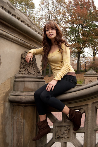 No Reflector - Central Park Shoot