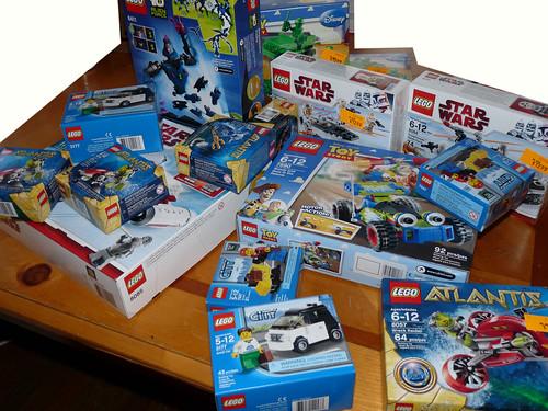 toys r us haul 12-12-09