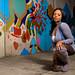 Britnee Strand - Graffiti Shoot