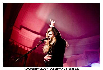 Guido Belcanto - foto (c) Joren Van Utterbeeck