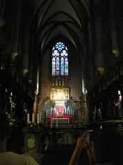 Wrocław Cathedral Interior (EuCAN Community Interest Company) Tags: poland 2009 eucan milicz baryczvalley