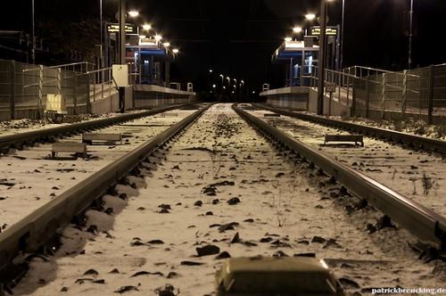 No Train!
