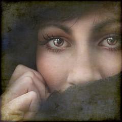 Ice (digitalpsam) Tags: art beautiful eyes adorable muse dreamy serene gaze memorycornerportraits freedancephotographers bestportraitsaoi —obramaestra— elitegalleryaoi thelittlebookoftreasures sammatta