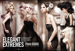 Avant Garde Fashion (BABAK photography) Tags: beauty fashion magazine hair photographer makeup collection dresses how babak sa awards elegant ideas naha hairdressing babakca babaked