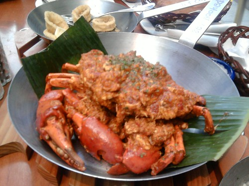 The Chilli Crab