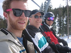 On the lift Photo