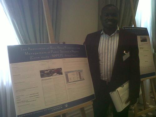 Buyoke Taslim: Public Service in Nigeria