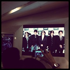 Luna Sea - special message to hong kong fans