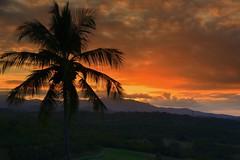 Sunset at Fajardo, Puerto Rico (Carlos A. Aviles) Tags: 20172912lascasitasvillage sunset ocaso fajardo puertorico