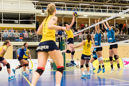 "3. Heimspiel vs. Volleyball-Team Hamburg • <a style=""font-size:0.8em;"" href=""http://www.flickr.com/photos/88608964@N07/32817478055/"" target=""_blank"">View on Flickr</a>"