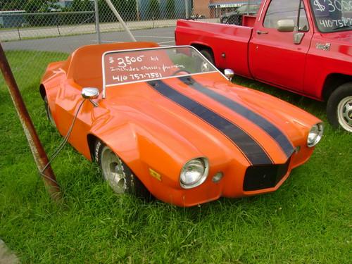 1953 Corvette Kit Car Autos Post