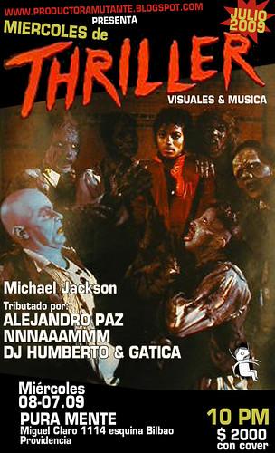 Miercoles de Thriller