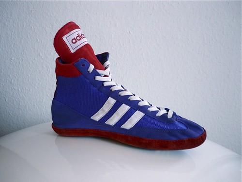 vintage adidas wrestling shoes for sale - Helvetiq