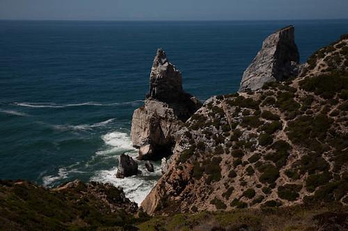Praia da Ursa -2- by ernst schade