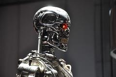 shine on (onezilla) Tags: nikon cyborg terminator terminator2 miraikan d90 ニコン terminatorsalvation t2judgementday