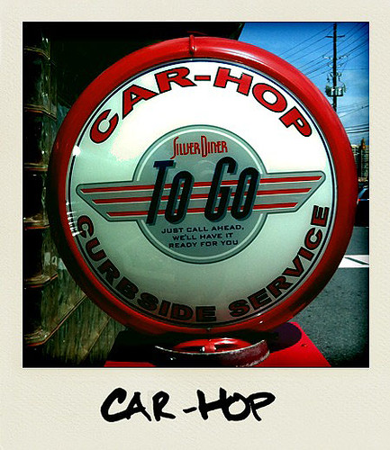 Car-Hop - Taken With An iPhone
