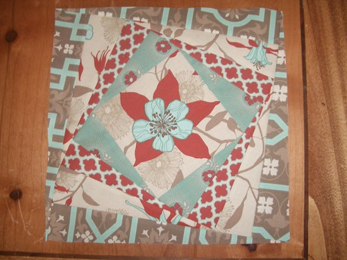 Sweet Dreams Quilting Bee August