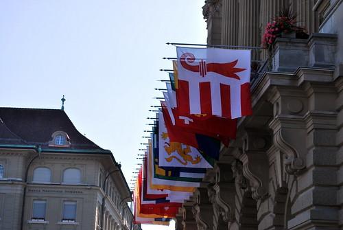 Le Palais fédéral