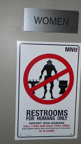 funny bathroom signs. Funny Bathroom Sign