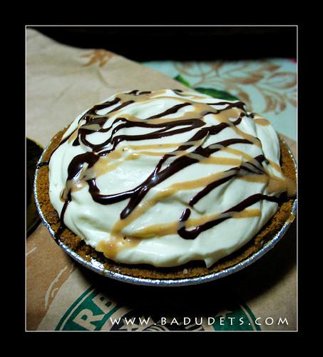 Banofee Pie, Php 120