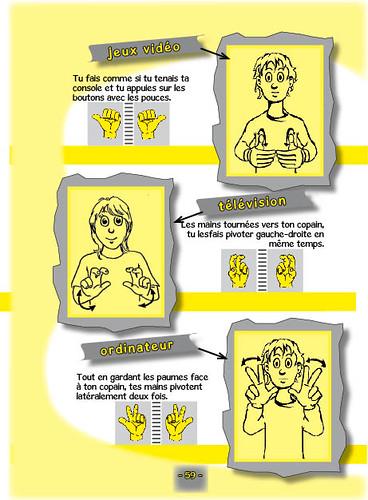 page 59 parler en signes