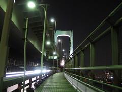 IMG_0634 (J.R. Rondeau) Tags: vacation japan night rondeau tokyo paths caminhos rainbowbridge
