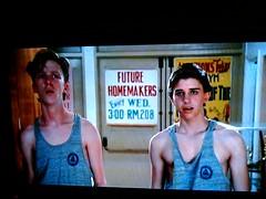 Gym Class Geeks (MacQ) Tags: film movie teens teen teenager 1985 adolescent teenage adolescence johnhughes weirdscience