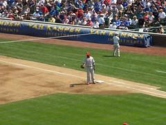 DSCN2687 (ttarasiuk) Tags: field sport baseball player phillies cubs wrigley firstbase phillie