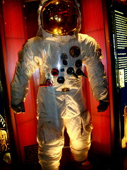 space suit (heatherm815) Tags: space center nasa kennedyspacecenter kennedy spacesuit