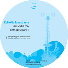 Kollektiv_Turmstrasse-Melodrama_(Remixes)