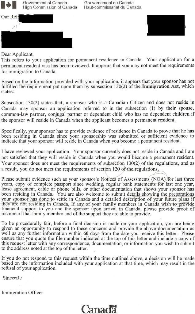 Letter of invitation for UK Visa Application