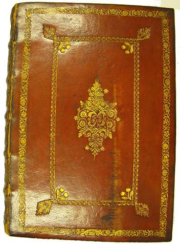 Front cover from Bagellardus, Paulus: Opusculum de egritudinibus et remediis infantium