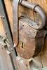Big Old Rusty Lock