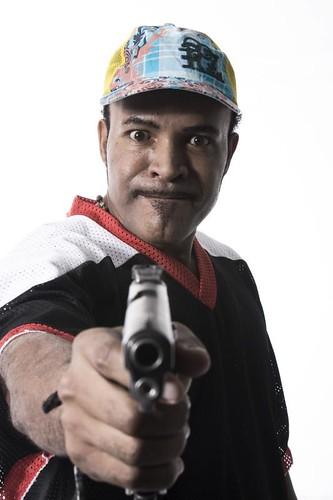 Oscar Borda  es Tato en El capo