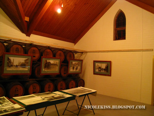 chapel turned winery