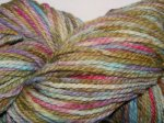 """Watering Can"" on Full Belly Farms Organic Merino - 4.2 oz~~ Penny First Class Ship"