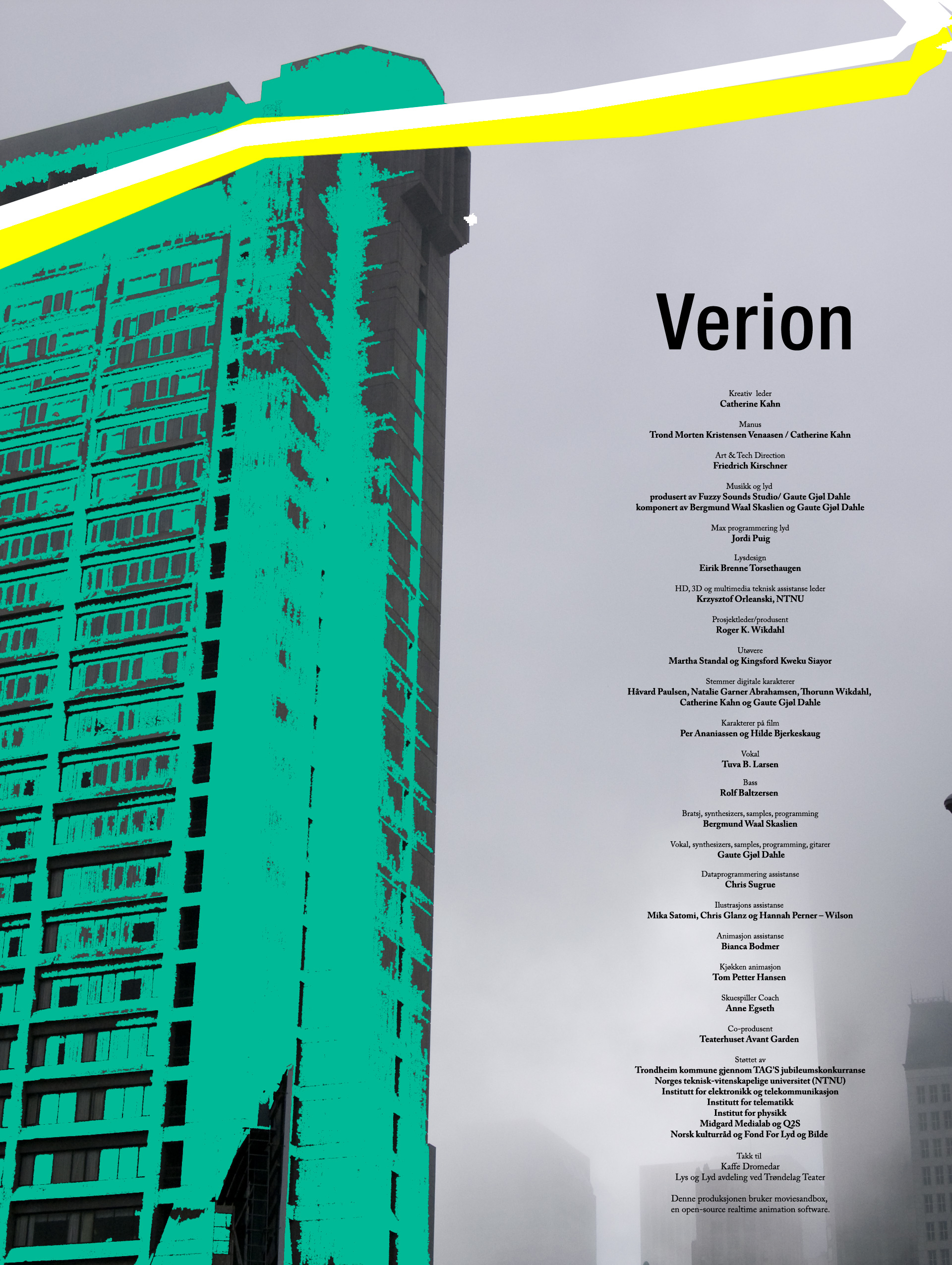 verion poster