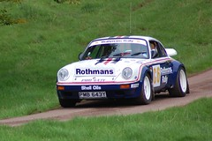 Porche 911 SCRS (dave millers photos) Tags: rally 911 stages porche 2009 pendragon scrs