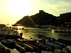 Controluce (Roberto De Siena) Tags: marina torre corsica porto controluce genovese marinadiporto
