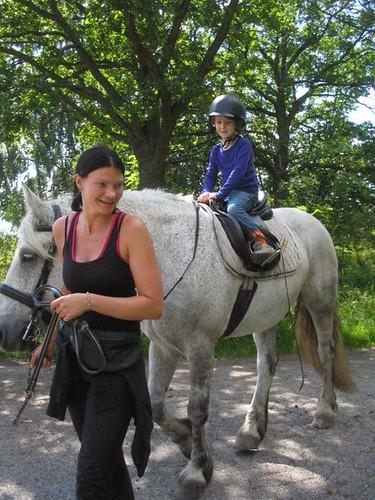 Anthea rider