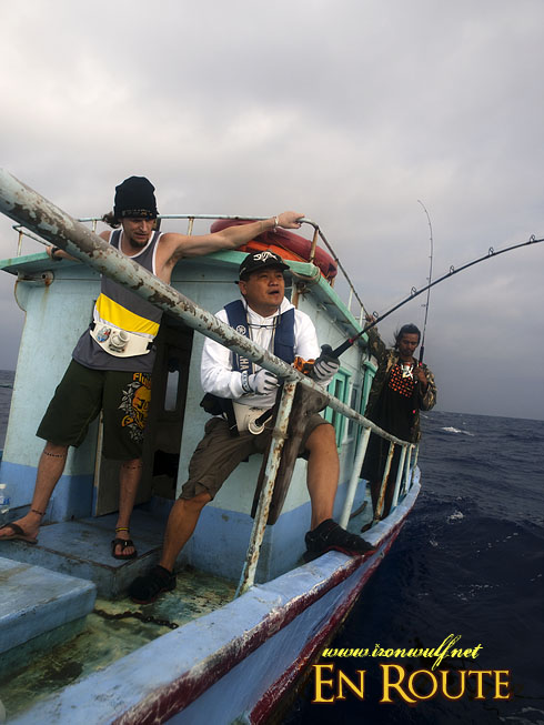 Batanes Deep Sea Fishing at Bagong Tuklas