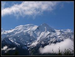 neiges d aout (gamelle71) Tags: mountain snow alps montagne alpes landscape neige paysage chamonix montblanc aiguilledugouter