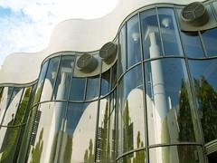 Bonn - Kunst- und Ausstellungshalle (jaime.silva) Tags: arquitetura architecture germany deutschland arquitectura bonn architektur reflexions architettura architectuur arkitektur mimari arkkitehtuuri architektura  arhitektura bouwkunde bouwstijl arhitectura arkitektr architektra architektra baustil ptszet konicaminoltaz3 arhitektuur  arhitektra architektonik august2009