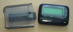 My old alphanumeric pager
